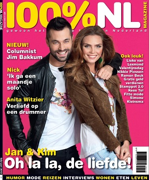 featured image 100%NL magazine
