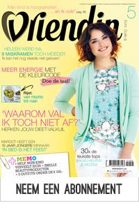 featured image Vriendin